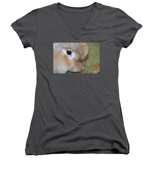 Bunny Women's V-Neck