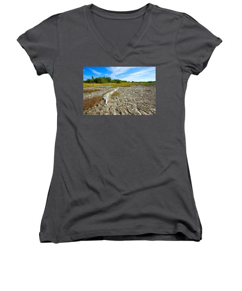 Everglades Coastal Prairies Women's V-Neck