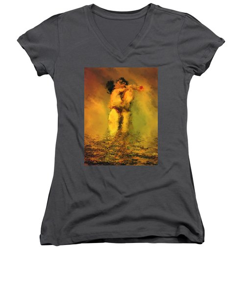 Lovers Women's V-Neck