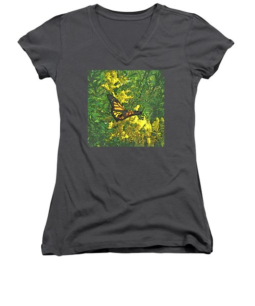Royalty Women's V-Neck