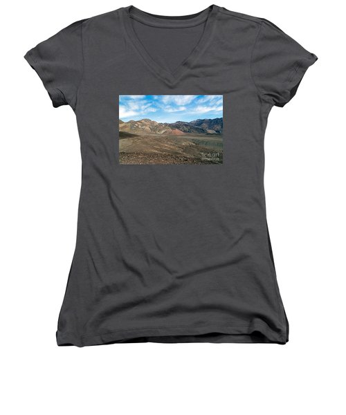 Artist Drive Death Valley National Park Women's V-Neck