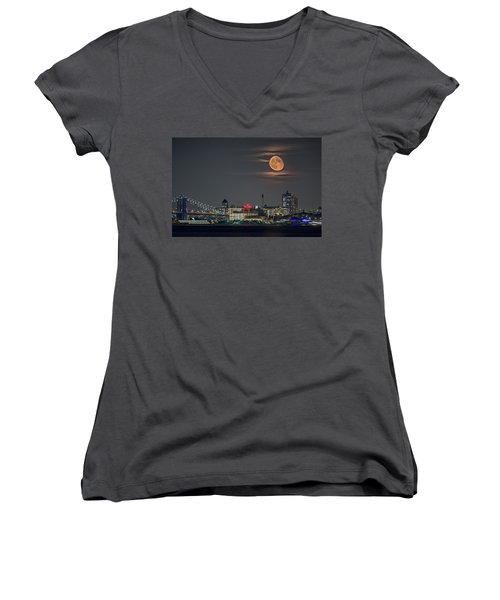 9 O'clock Women's V-Neck T-Shirt