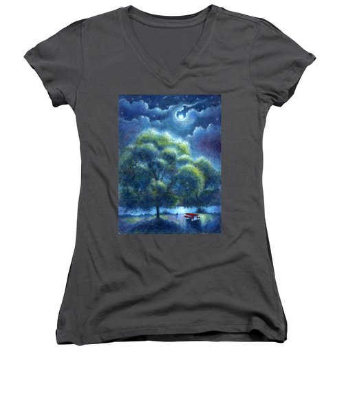 A Hope And A Future Women's V-Neck
