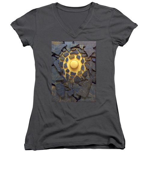 A Lesser Light To Rule The Night Women's V-Neck (Athletic Fit)