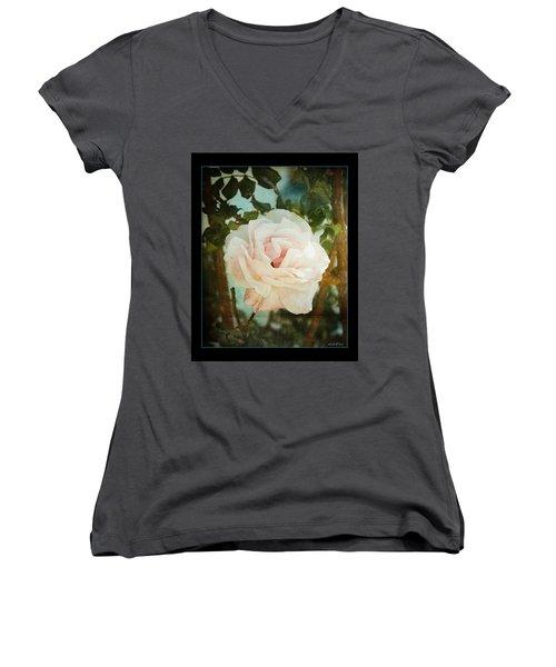 A Rose Is A Rose Women's V-Neck