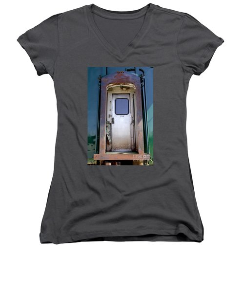 Abandoned Brilliance Women's V-Neck (Athletic Fit)