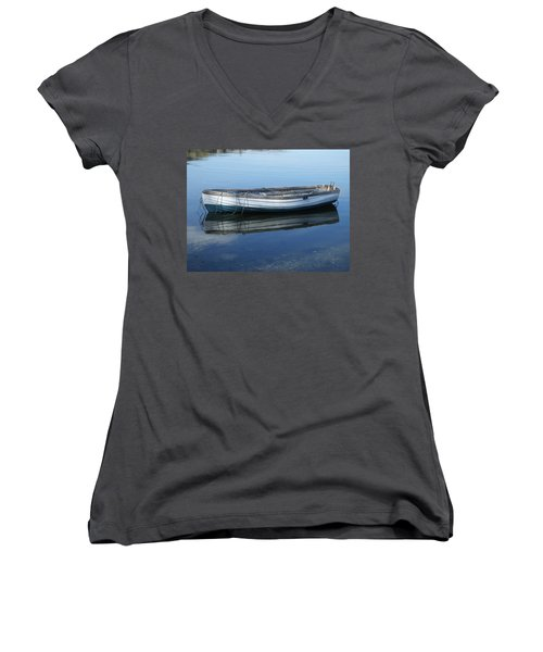 Afloat Women's V-Neck T-Shirt