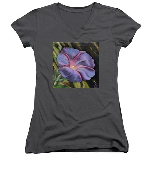 Almost Glorious Women's V-Neck (Athletic Fit)