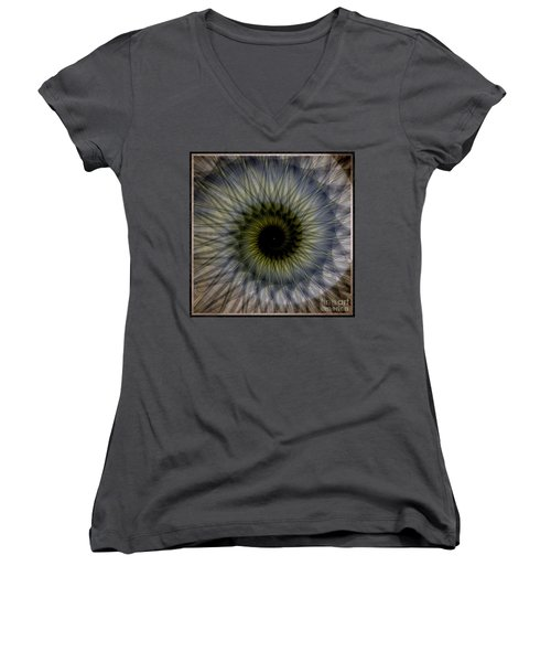 Another Spiral  Women's V-Neck T-Shirt