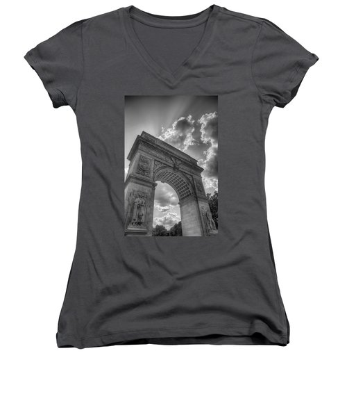 Arch At Washington Square Women's V-Neck