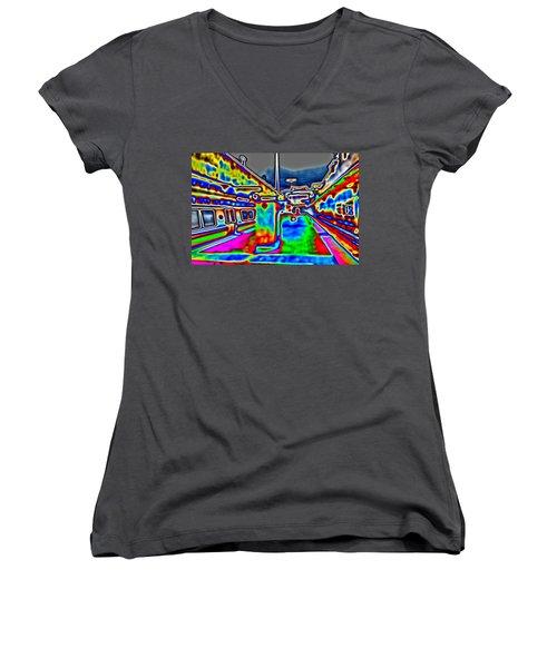 Balboa Park Women's V-Neck T-Shirt