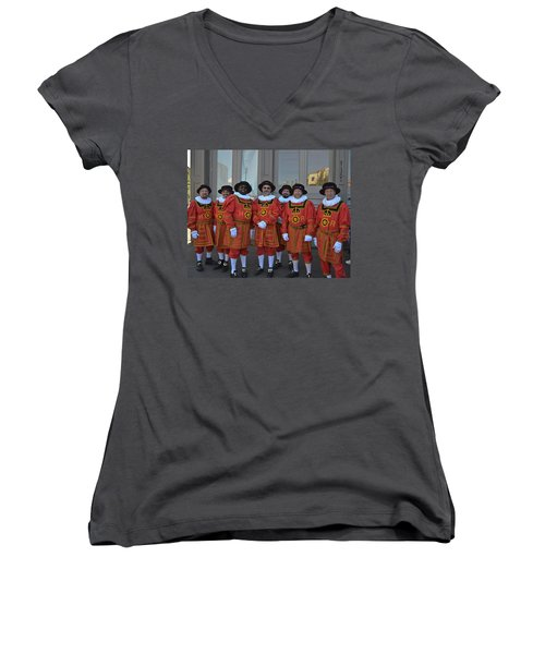 Beefeaters Women's V-Neck