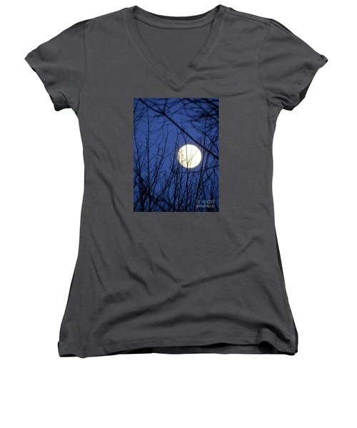 Beware The Ides Of March Women's V-Neck (Athletic Fit)