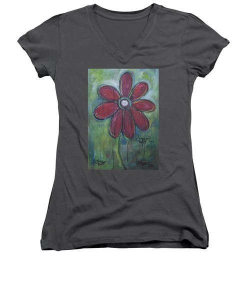 Big Love Daisey Women's V-Neck