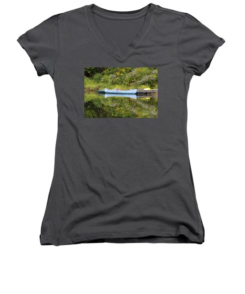 Blue Canoe Women's V-Neck
