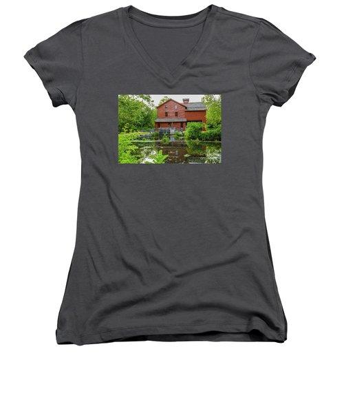 Bonneyville Mill Women's V-Neck