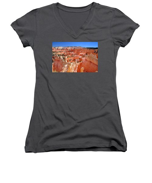 Bryce Canyon Utah Women's V-Neck