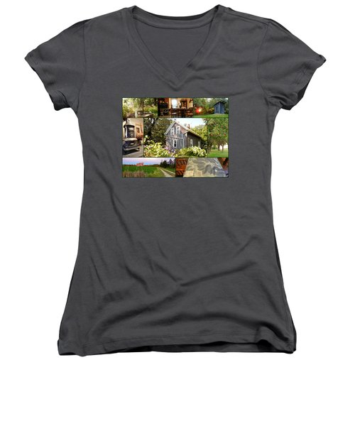 Cabin Women's V-Neck (Athletic Fit)