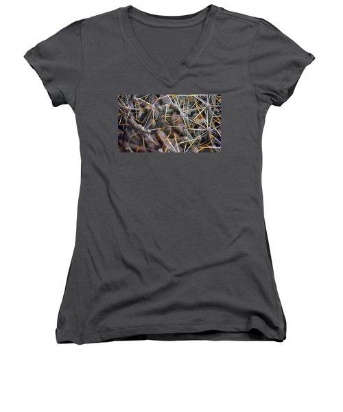 Cacti Women's V-Neck T-Shirt