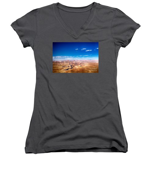 Canyon Lands Best Women's V-Neck (Athletic Fit)