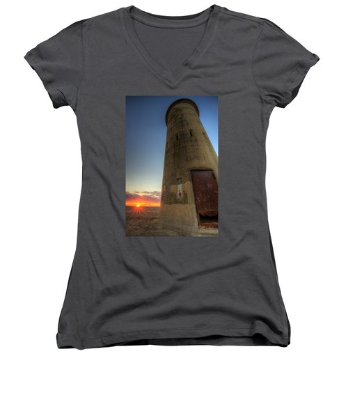 Cape Henlopen Tower Women's V-Neck