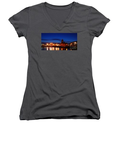 Cardiff Bay Women's V-Neck