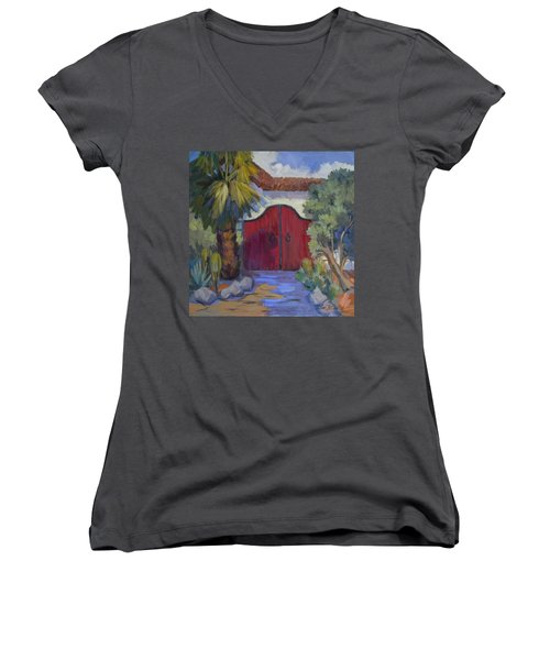 Casa Tecate Gate 2 Women's V-Neck