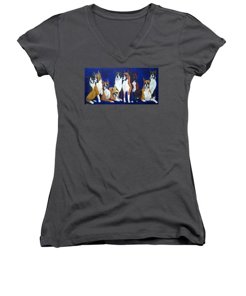 Champions Women's V-Neck T-Shirt