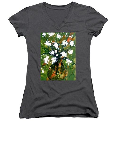 Cinnabella Women's V-Neck T-Shirt