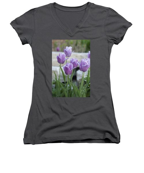 City Dreams Women's V-Neck