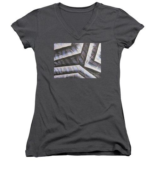 Clipart 003 Women's V-Neck T-Shirt