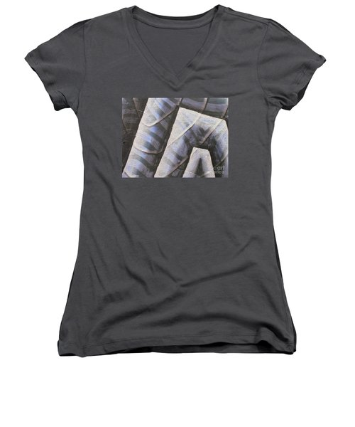 Clipart 008 Women's V-Neck T-Shirt
