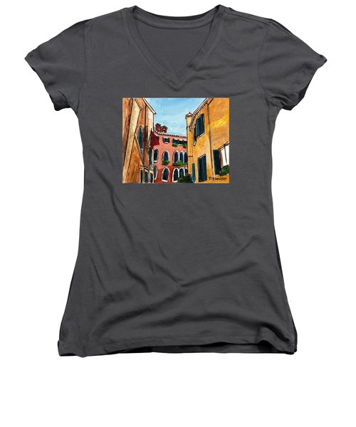 Close Quarters Women's V-Neck
