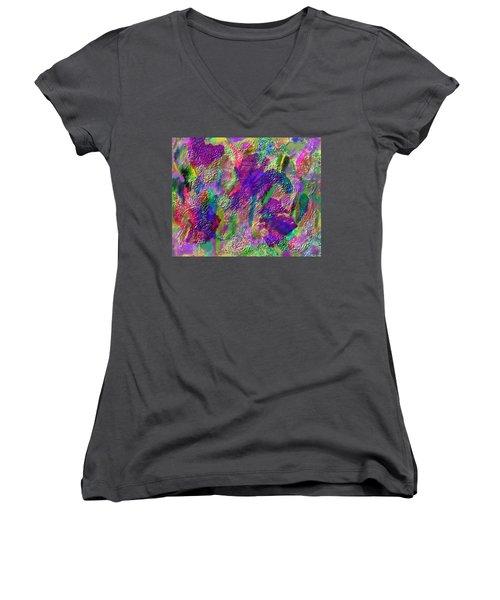 Color Dream Play Women's V-Neck