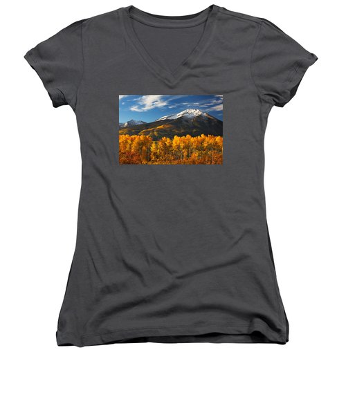 Colorado Gold Women's V-Neck