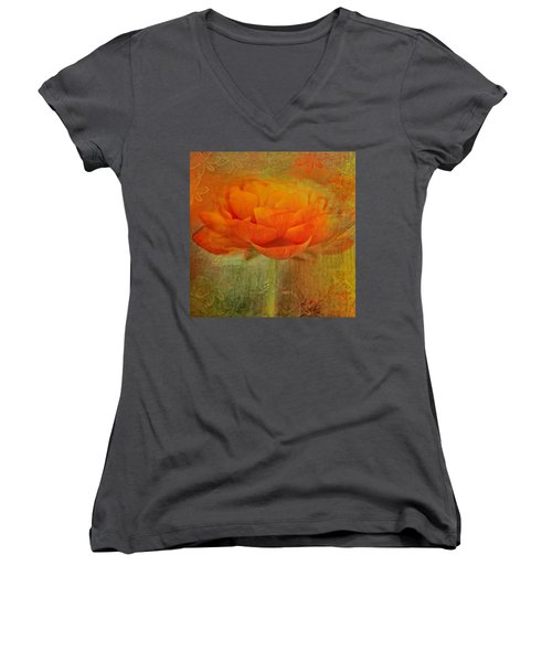Colorful Impressions Women's V-Neck