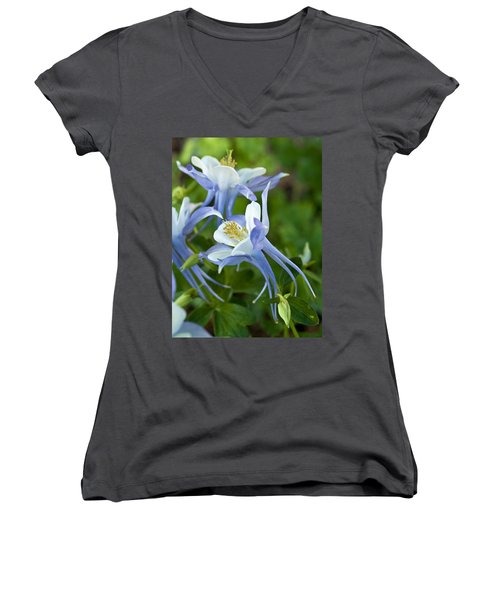 Columbine-2 Women's V-Neck