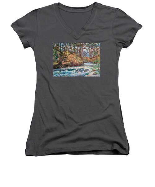 Connellys Run Women's V-Neck
