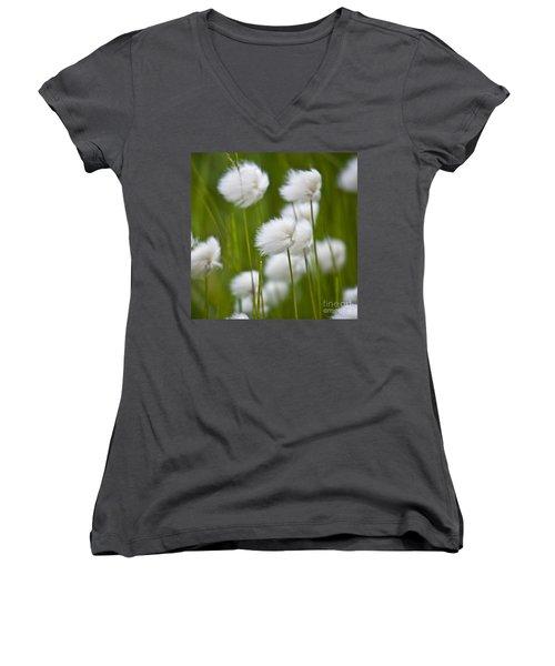 Cottonsedge Women's V-Neck T-Shirt
