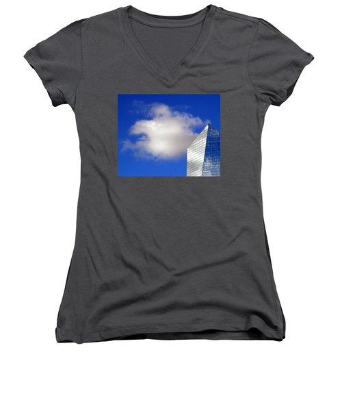 Cumulus And Cira Women's V-Neck T-Shirt