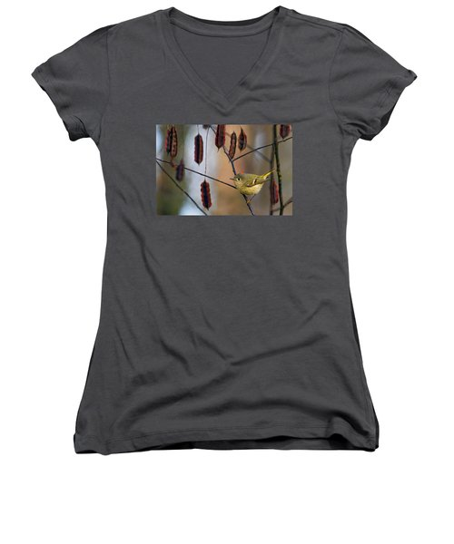 Cuteness Women's V-Neck T-Shirt