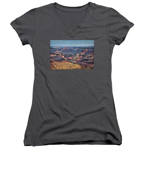 Desert View Women's V-Neck