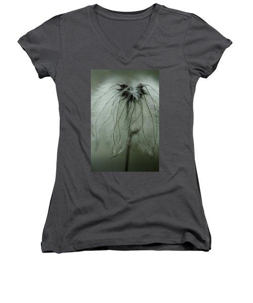 Discarded Dreams Women's V-Neck T-Shirt (Junior Cut)