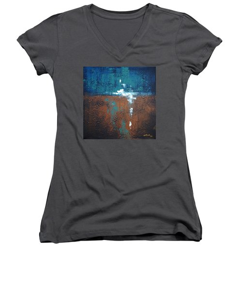 Disenchanted Women's V-Neck