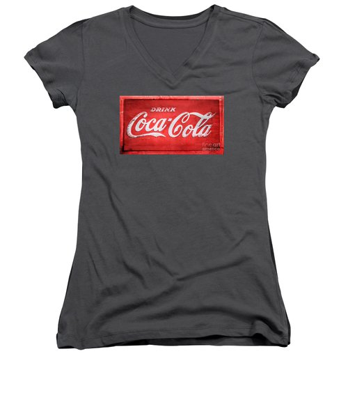 Drink Women's V-Neck T-Shirt