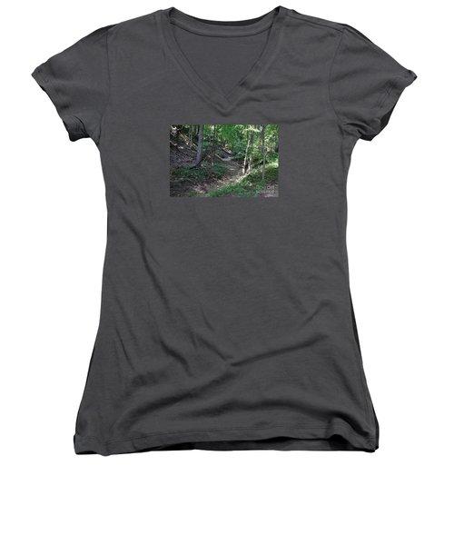 Dry Creek Women's V-Neck T-Shirt