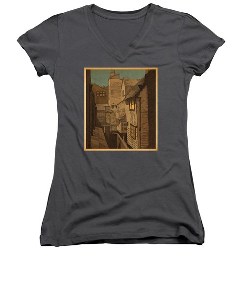Dusk Women's V-Neck T-Shirt