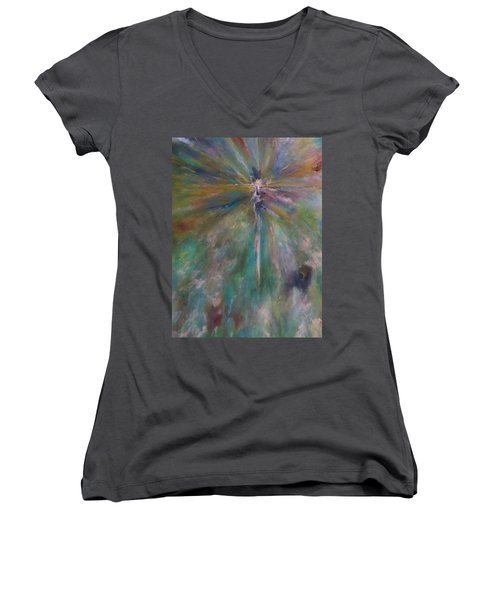 Ethereal Women's V-Neck (Athletic Fit)