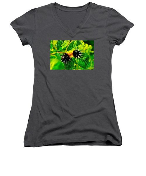 Exploring Possibilities Women's V-Neck (Athletic Fit)