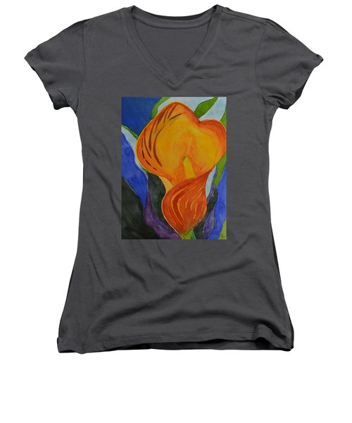 Form Women's V-Neck (Athletic Fit)